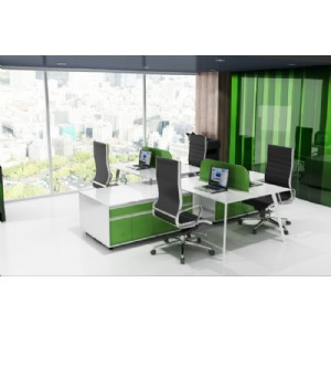 Slide İkili Workstation